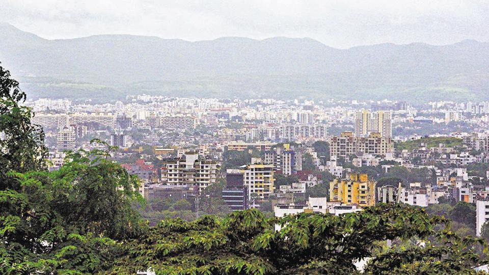Pune,liveable city,Ease of living index