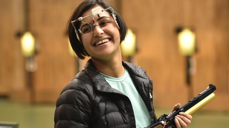 Asian Games 2018,Asian Games,Heena Sidhu