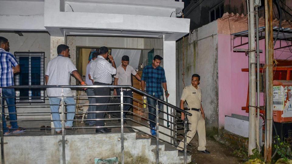 Maharashtra police,Anti-Terrorism Squad,Explosives