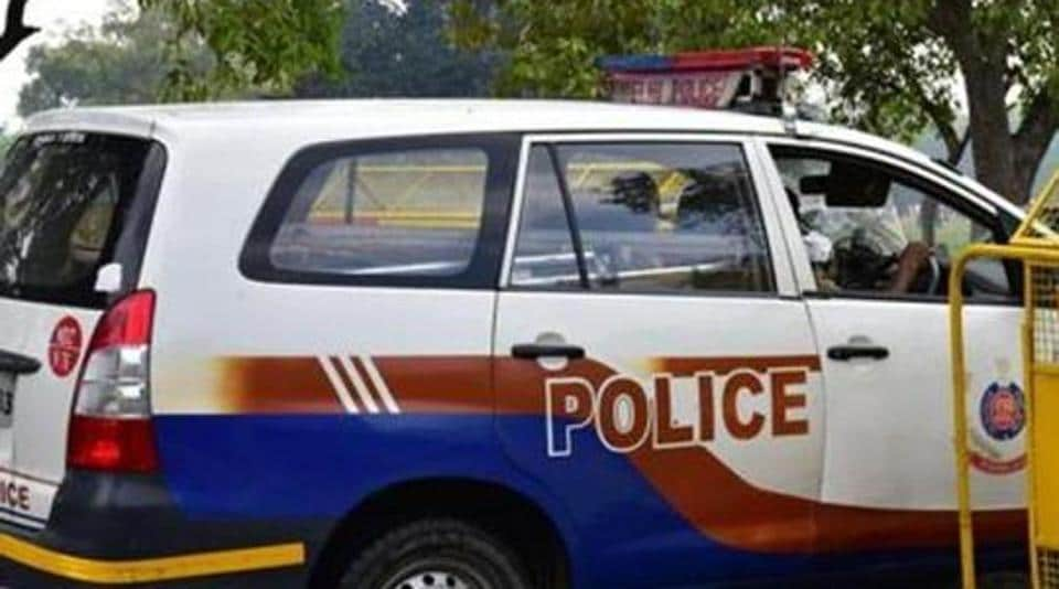 The police control room (PCR) van of the Delhi police doubled up as a labour room recently when a woman delivered baby in it en route to hospital in north Delhi's Burari, the police said on Monday.
