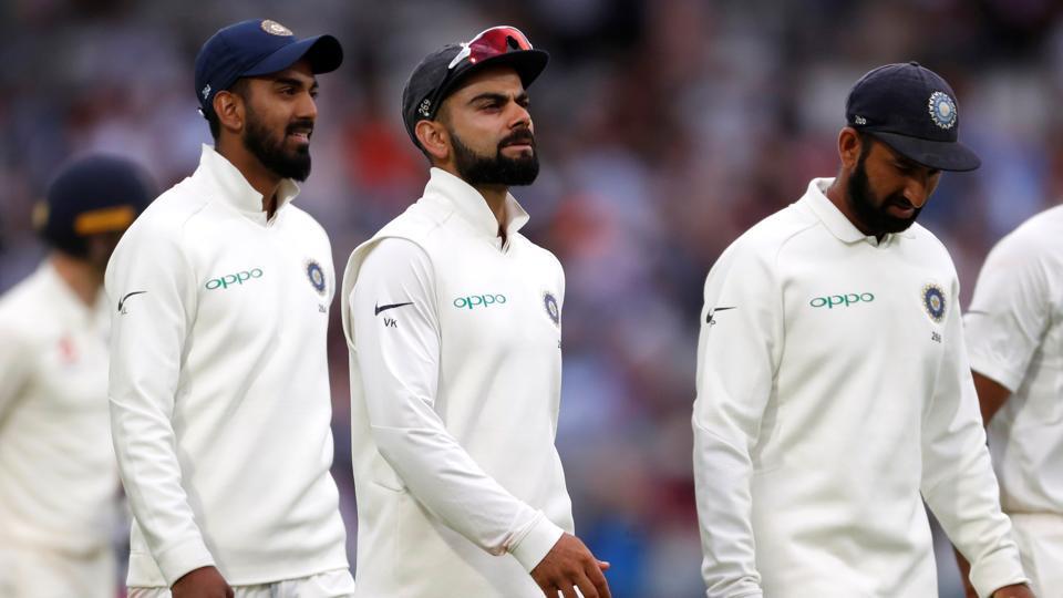 India Vs Englandvirat Kohlilords Test