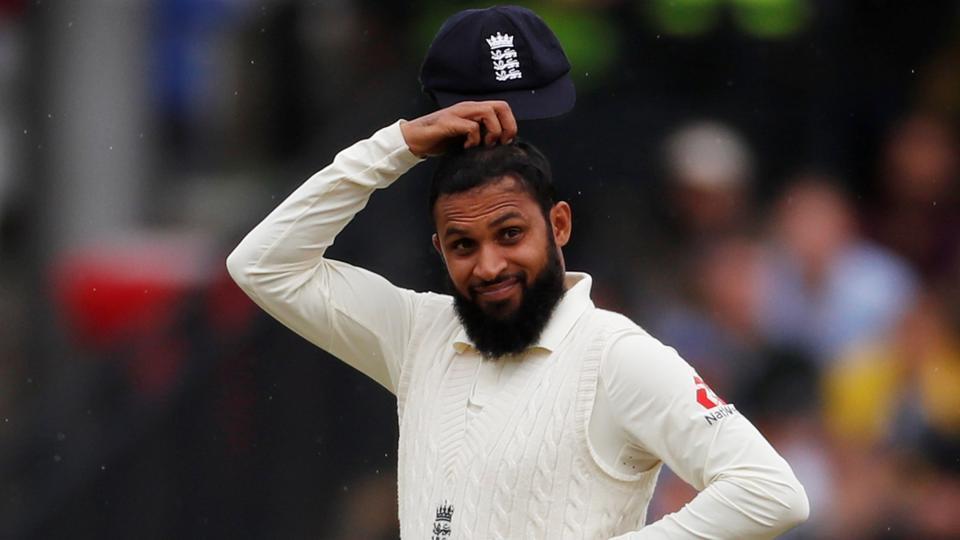 India vs England,Adil Rashid,Lord's Test