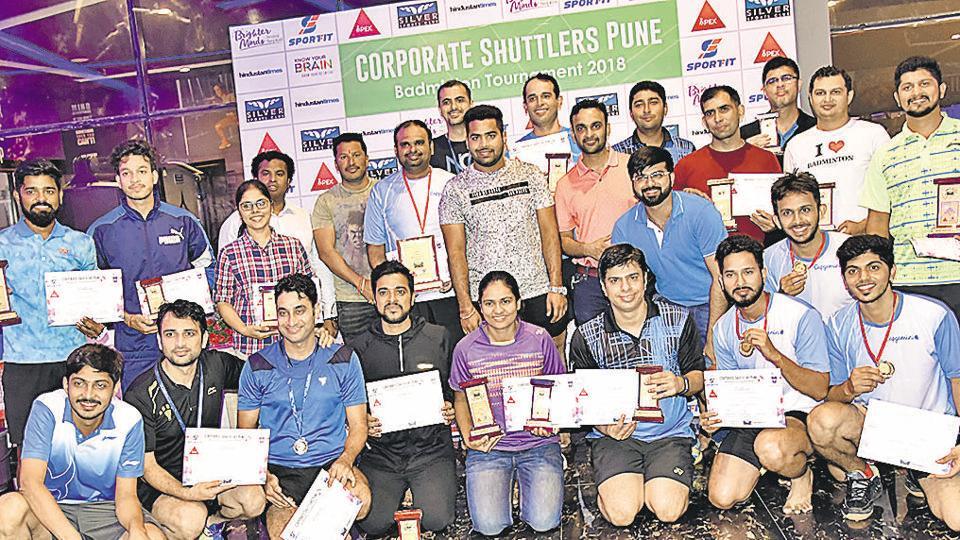 Pune,Corporate,badminton