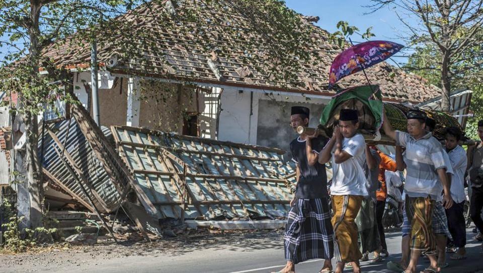 Indonesia earthquake,Lombok,Bali