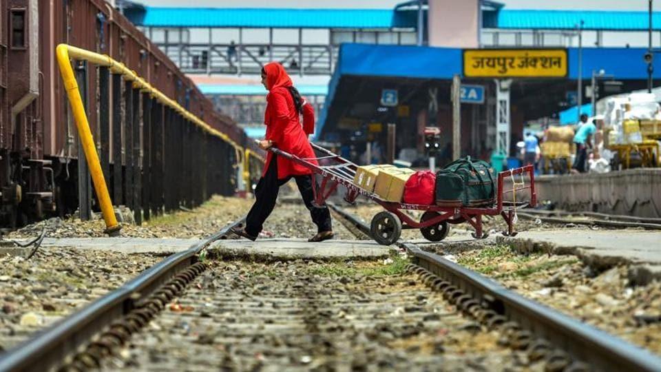 Rajasthan,railway station,North Western Railway