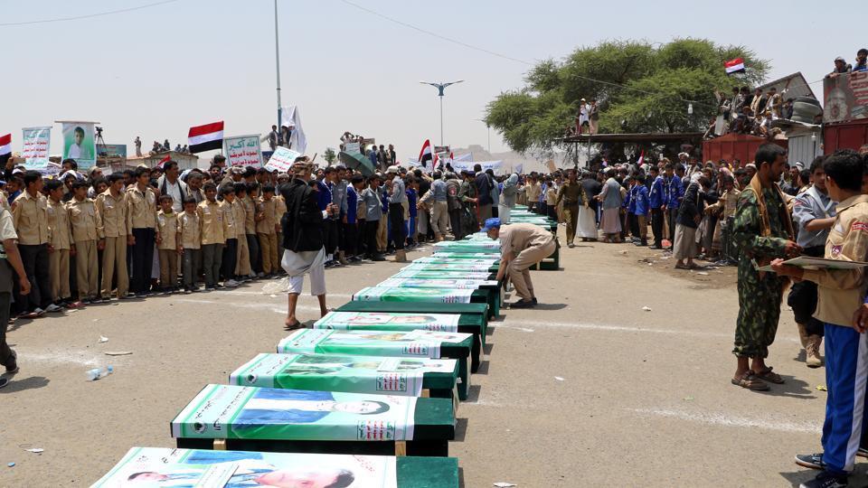 Yemen,Saudi Arabia,Saudi Air strike