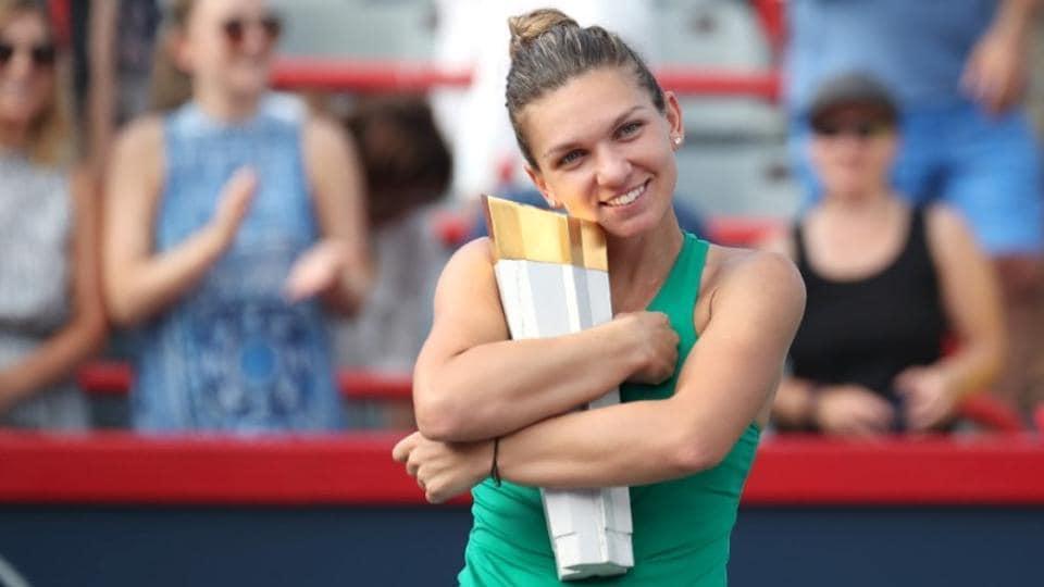 Rogers Cup,Simona Halep,Sloane Stephens