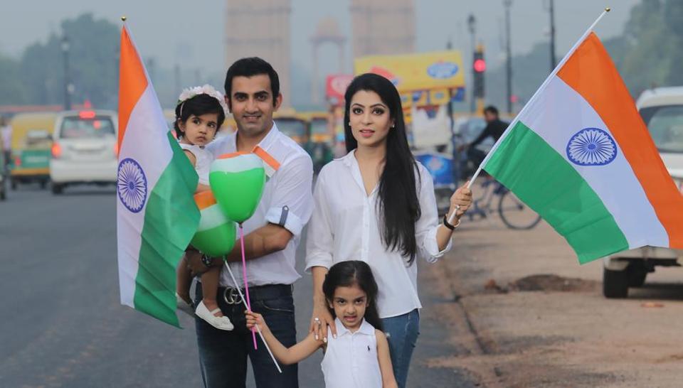 Gautam Gambhir,Indian Cricketer,Natasha Gambhir