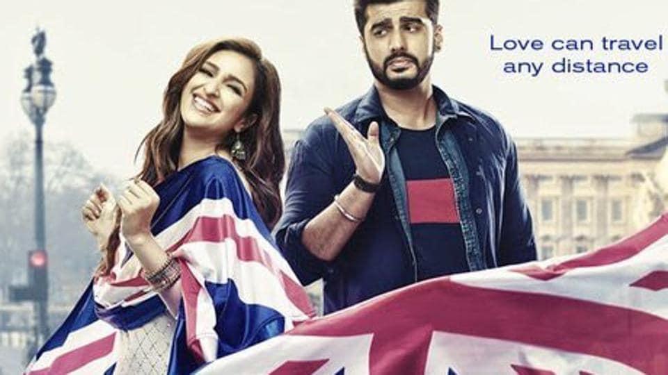 Namastey England,Parineeti Chopra,Arjun Kapoor
