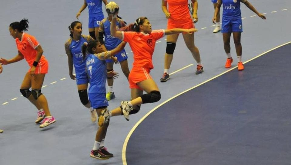 Asian Games 2018,Indian women's handball team,Asian Games 2018 handball