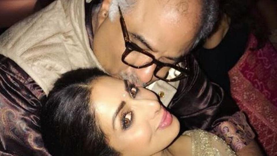 Boney Kapoor,Sridevi,Sridevi 55th birthday