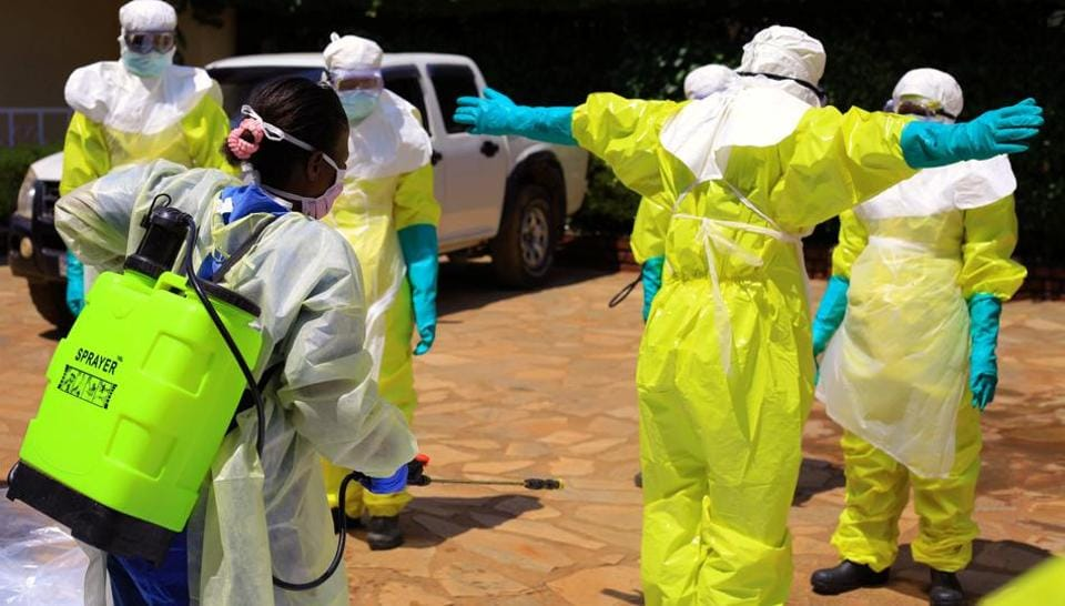 Congo uses experimental Ebola treatment on patients