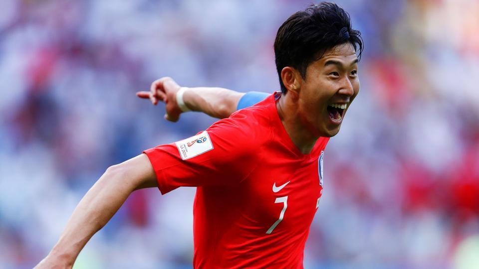 Asian Games 2018,Son Heung-min,Son Heung-min football