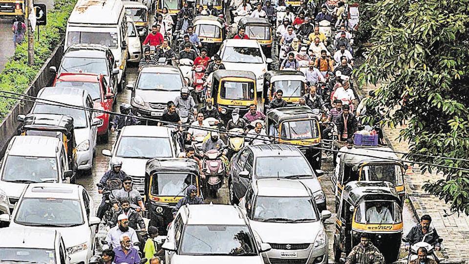 India's'most liveable city,Pune,Koregaon Park junction