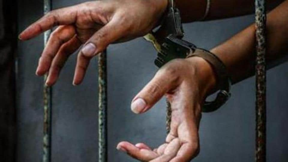 Police in Bihar's Vaishali on Tuesday arrested district administration official Manmohan Prasad on charges of sexually harassing inmates of a shelter home in Hajipur.