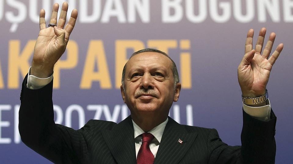 Turkey,Erdogan,US Turkey relations