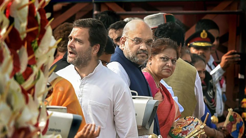 Amit Shah,India fflag,Congress