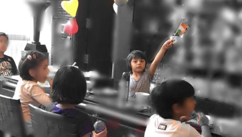 Shah Rukh Khan,AbRam,Independence Day