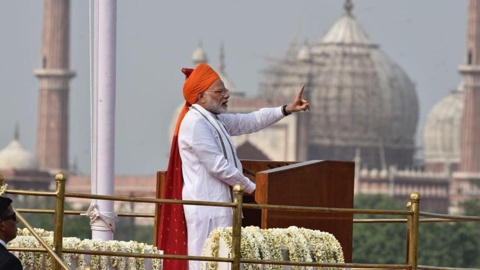 Independence Day Highlights: Congress says PM Narendra