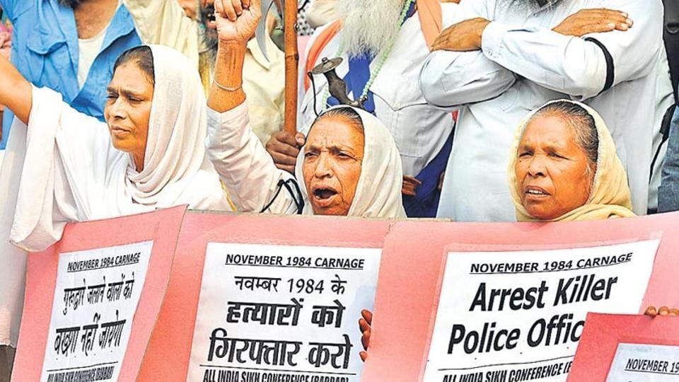 Anti-sikh riots,Sajjan Kumar's case,Court