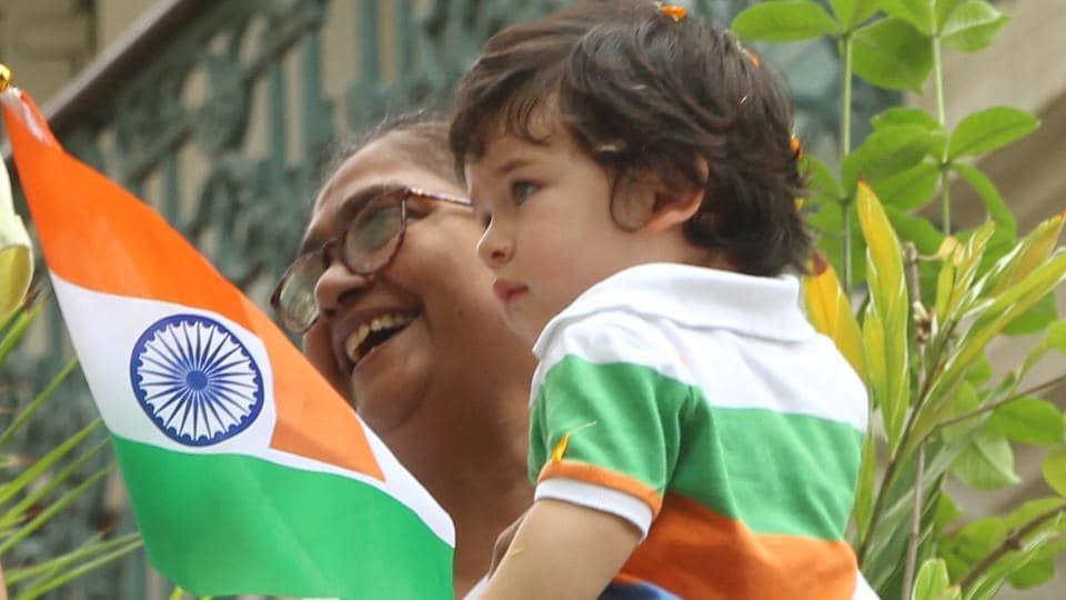 Taimur Ali Khan,Independence Day,Narendra Modi