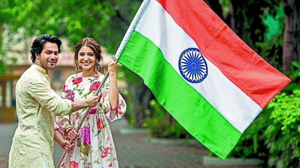 Anushka Sharma,Varun Dhawan,Independence Day 2018