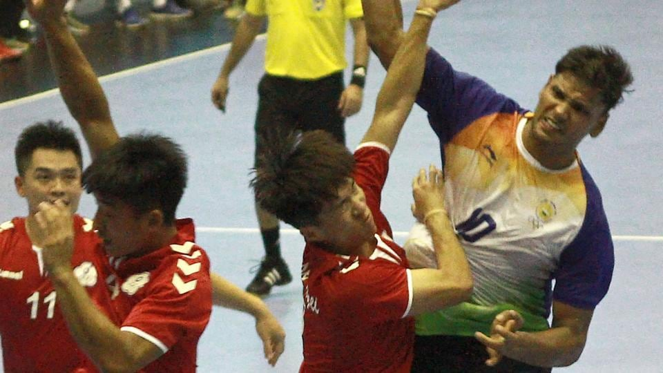 Asian Games 2018: India lose to Bahrain in preliminary men's handball