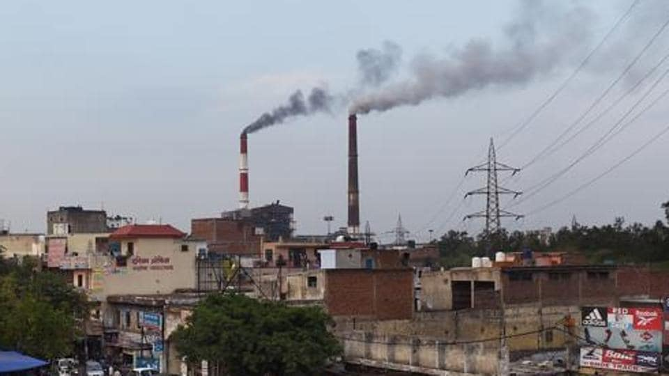 thermal power plant,coal,pollution