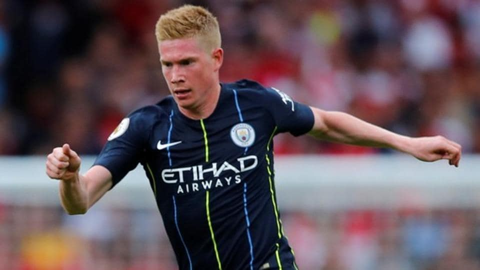 Manchester City,Kevin De Bruyne,Kevin De Bruyne knee injury