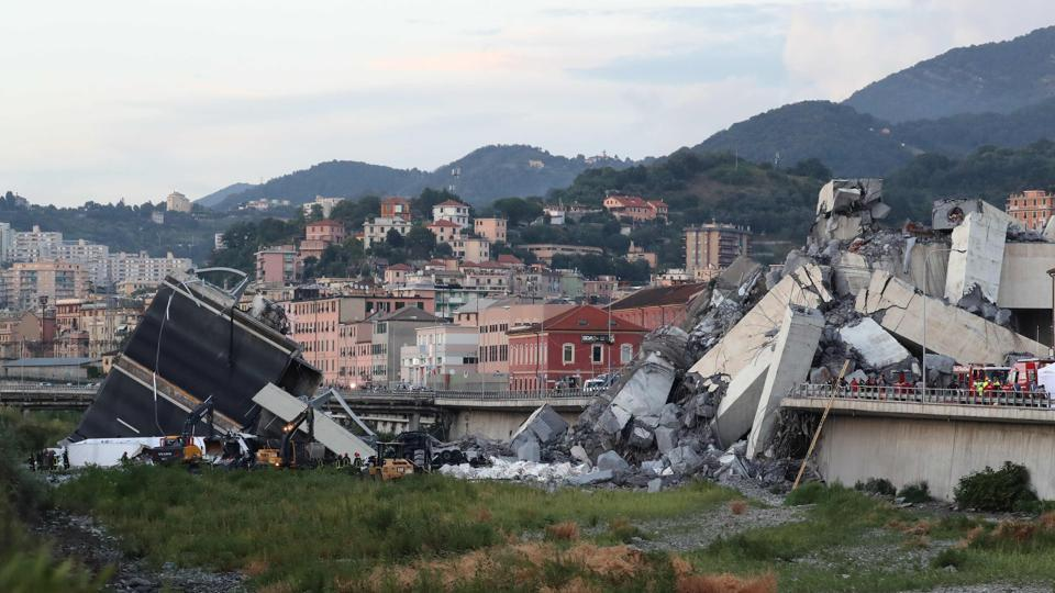 Italy,Italy bridge collapse,Genoa bridge collapse