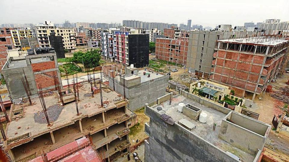 Noida,Greater Noida,Building collapse