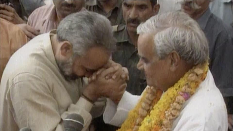 Atal Bihari Vajpayee,Vajpayee death,Narendra Modi