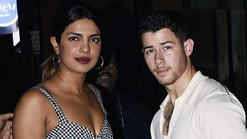 Priyanka Chopra,Nick Jonas,Priyanka Chopra Engagement