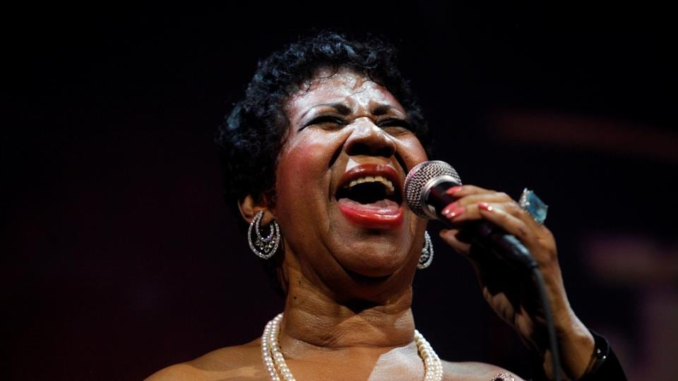 Aretha Franklin's Family Planning Public Viewing at Detroit Museum