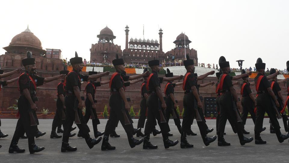 Delhi,NCC,Army Uniform