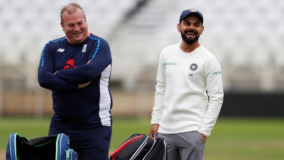 India vs England,Virat Kohli,Nottingham Test
