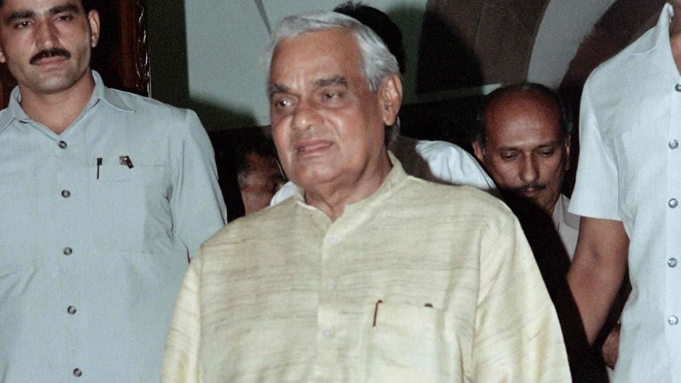 Atal Bihari Vajpayee,Vajpayee death,Amit Shah