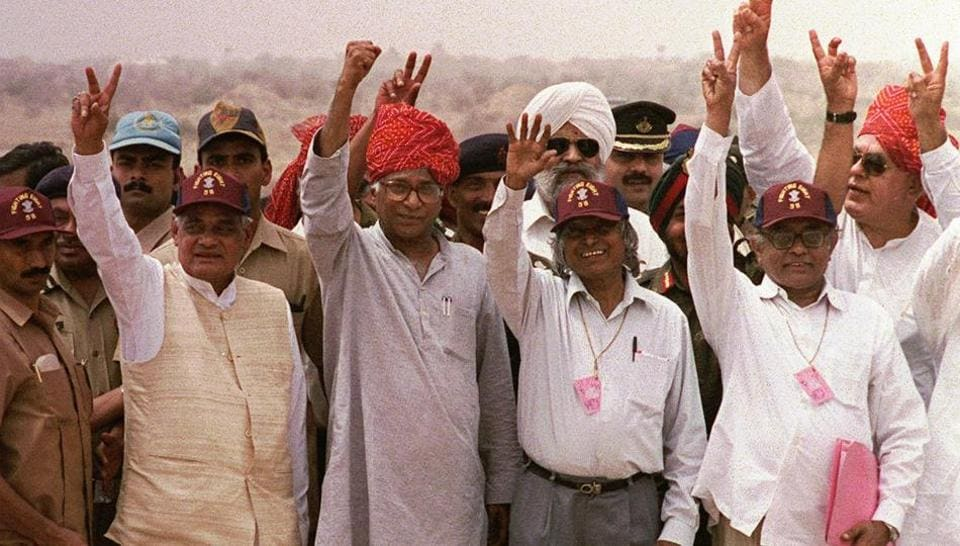 Atal Bihari Vajpayee, the man who turned India into nuclear-armed ...