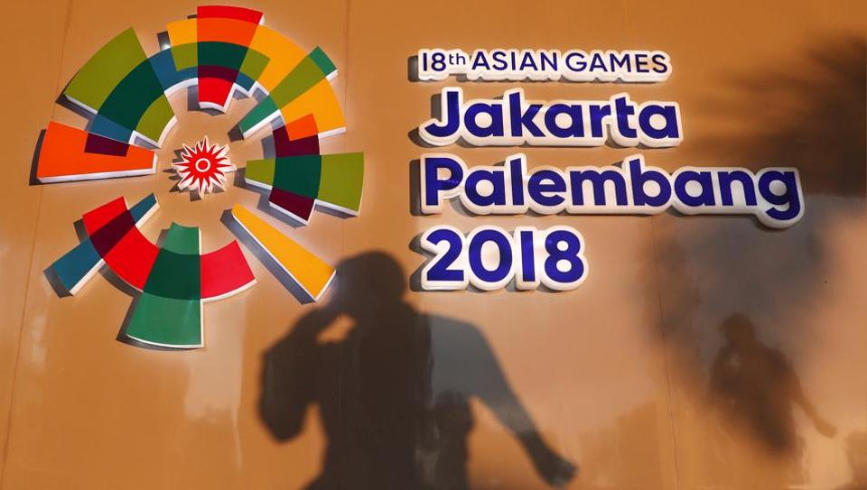 palembang asian passes center signage ahead games 367ba8da a158 11e8 851c 9c4102be3c4e - Asian Games 2018 Which Country