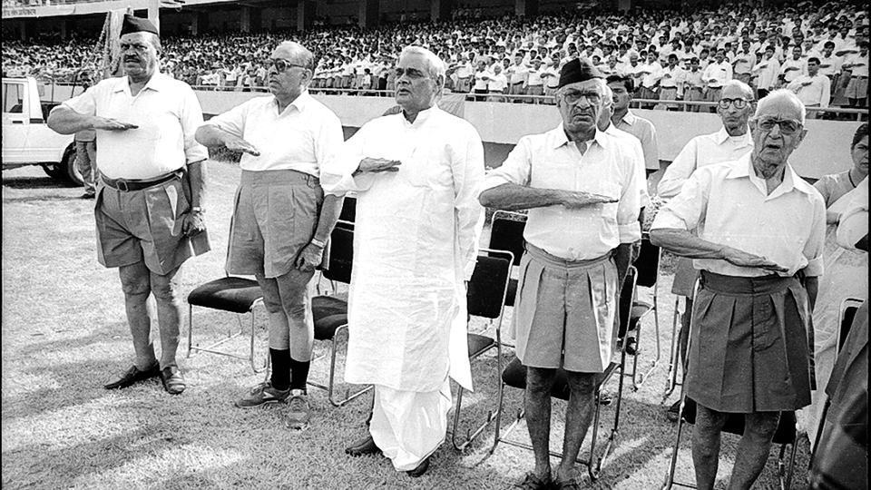 Atal Bihari Vajpayee dies,Atal Bihari Vajpayee,RSS