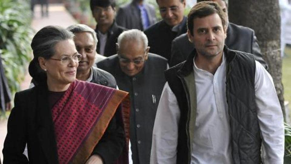 Rahul Gandhi,Sonia Gandhi,Oscar Fernandes