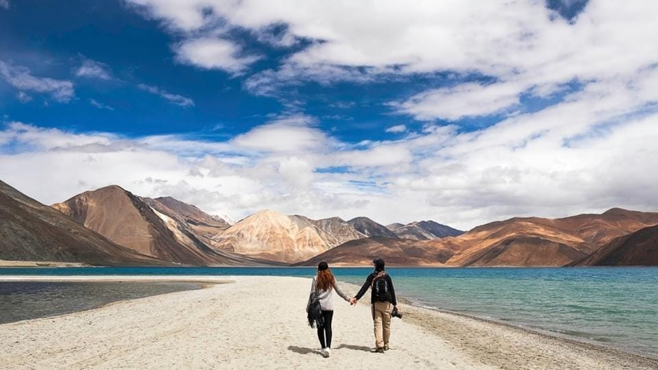 Ladakh is every photographer's delight.