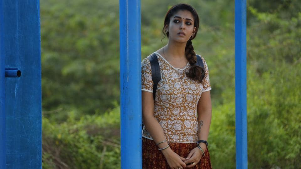 Kolamaavu Kokila movie review: Nayanthara plays the role of Kokila in this dark comedy.