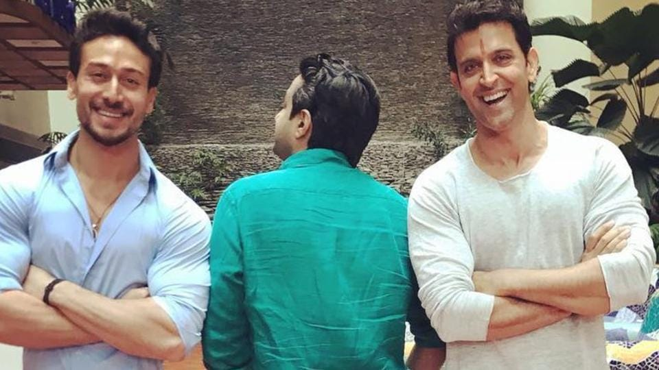 Hrithik Roshan and Tiger Shroff's film is slated for an October, 2019 release.