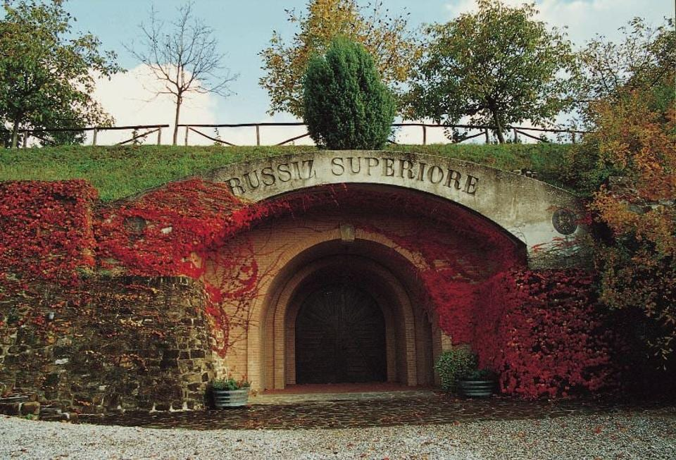The Russiz Superiore winery