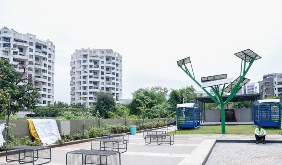 Smart City,Pune smart city,PSCDCL