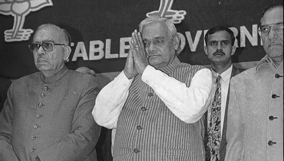 Atal Bihari Vajpayee,BJP,Former Indian Prime Minister