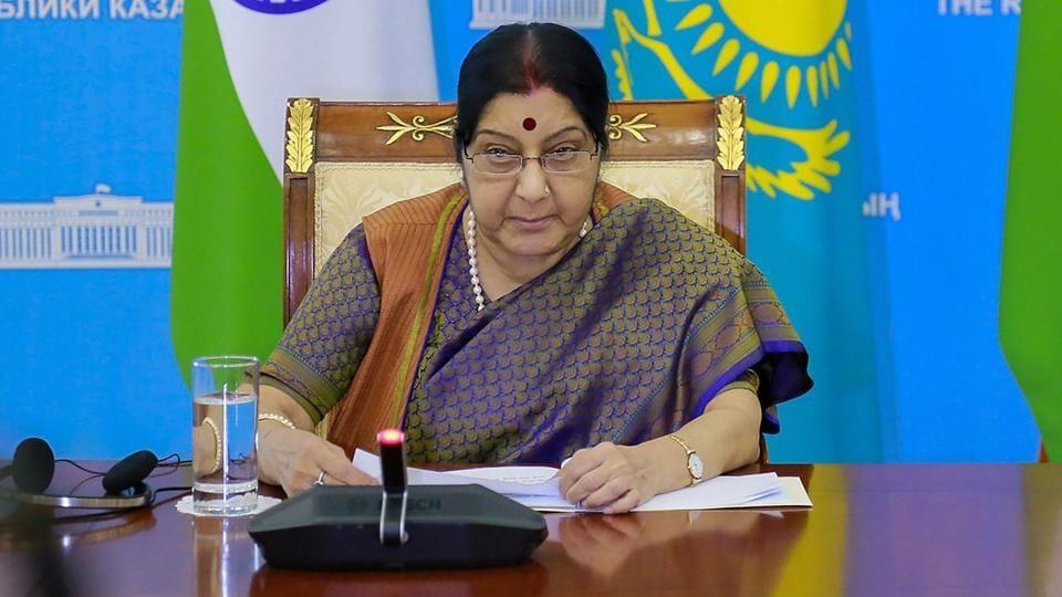 Akali Dal,Sushma Swaraj,attack on Sikhs