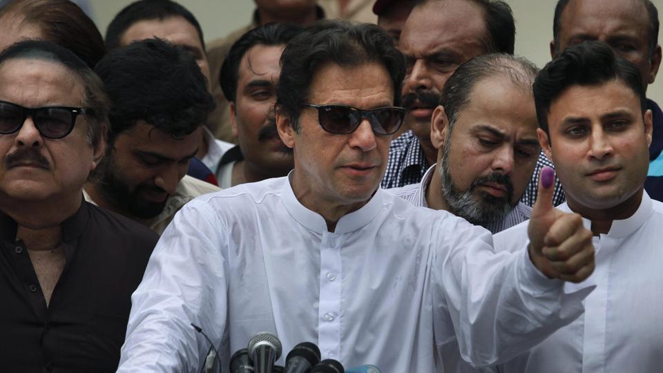 Imran Khan,Pakistan,Pakistan prime minister
