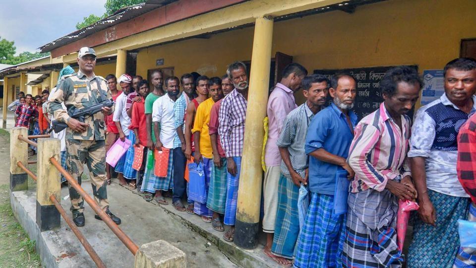NRC,Assam,citizen's registry